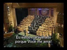 ▶ The Brooklyn Tabernacle Choir - I´m Amazed - YouTube