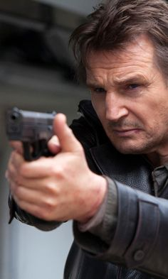 Liam Neeson: Kidnappers' Worst Nightmare