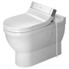 Starck 3 Floor Standing Toilet