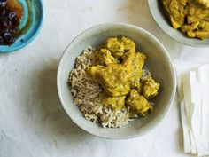 Diana Henry's Chettinad chicken curry
