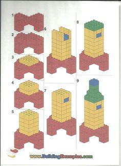 bouwplan lego - Google zoeken