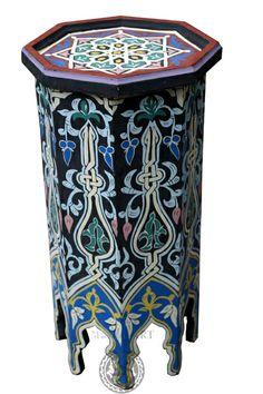 Arabski Stolik - Marokański Mebel Bliźniak Arabski Stolik - Marokański Mebel Bliźniak [] - 629,00zł : MarokoART, Sklep Internetowy