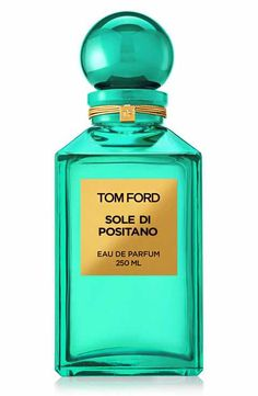 0819b7d00e1b Tom Ford Private Blend Sole di Positano Eau de Parfum Decanter Citrus  Perfume
