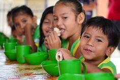 Além da merenda, alunos da zona rural e indígena recebem café da manhã todos os dias #pmbv #prefeituraboavista #roraima #boavista