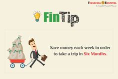 Encouraging a saving habit will amp up your financial game in the long run! #FinTip #Finance #Business