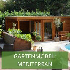 Attraktiv Gartenmöbel U0026 Gartenhaus: 6 Terrassengestaltungsideen