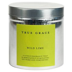 True Grace candles are amazing