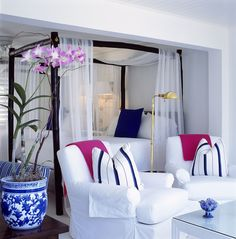 Round Hill Hotel and Villas by LRalph Lauren on the Carribien Sea / Отель в стиле марки Ральф Лорен на Карибах