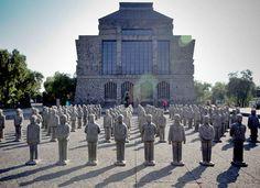 """El Museo Anahuacalli abraza a """"Las hijas de terracota"""""""