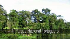 Los lugares más bellos de Costa Rica