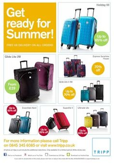 Luggage Sale Uk | Luggage And Suitcases