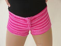 DROPS Crocheted bikini-top in Safran and Knit Shorts in Paris Crochet Bikini Top, Pattern Library, Knit Shorts, Drops Design, Knit Patterns, Patterned Shorts, Ravelry, Bikini Tops, Gym Shorts Womens