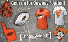I love this website!!! Some of the best Oklahoma State University clothes I have found!