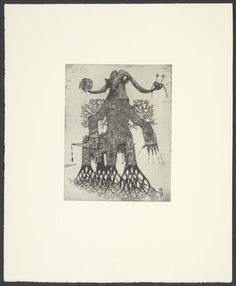 Jake Chapman, Dinos Chapman. Untitled from Exquisite Corpse. 2000