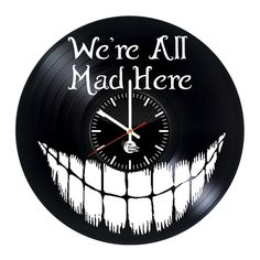 """Cheshire Cat  """"Oh, you can't help that,' said the cat. 'We're all mad here."""""""