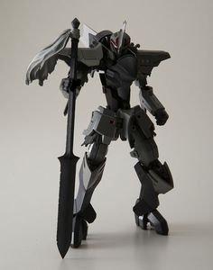 AmiAmi [Character & Hobby Shop] | RIOBOT 01 Broken Blade - Delphine Second Form Action Figure