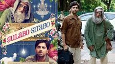 The Filmyzilla team then leaked the auspicious Gulabo Sitabo Bollywood movie once the Pati Patni Aur Woh Bollywood movie had leaked. #filmyzilla #bollywoodmovies #hollywoodmovies #onlinemovies Latest Movies, New Movies, Go To The Cinema, Film Story, Movie Producers, Free Films, Amitabh Bachchan, Star Cast, Humor