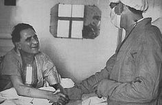 Louis Washansky - first successful heart transplant patient of Dr. Washansky only lived 18 days, succumbing to pneumonia, but his new heart beat strongly to the end. Christiaan Barnard, First Heart Transplant, New Heart, Heart Beat, A Course In Miracles, Lovers And Friends, First Humans, My Childhood Memories, Reference Images