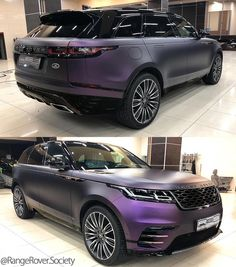 Top Gear, Range Rover, Dream Cars, Land Rovers, Purple, Vehicles, Bucket, Trucks, Concept