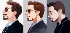 Tony Stark - this artwork (by Hallpen) is so sad and true. Being in the Avengers hasn't been good for Tony in many ways. But while it's wearing him out, it's also making him a better man. Marvel Avengers, Marvel Comics, Ms Marvel, Marvel Heroes, Batman Y Superman, Spiderman, Iron Men 1, Film Anime, Die Rächer