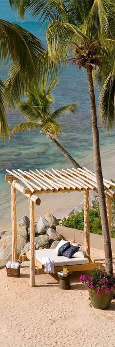Villa Aquamare...Virgin Gorda, BVI         @TheDailyBasics  ♥♥♥