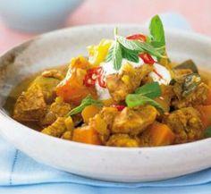 Tasty chicken and pumpkin stew | Healthy Food Guide