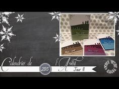 "Vidéo-Tuto ""Carte Camaieu"" par Coul'Heure Papier - YouTube"