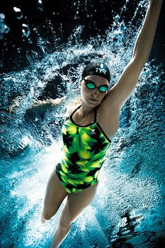 TYR Performance Swimwear by Filtre Studio at Coroflot.com