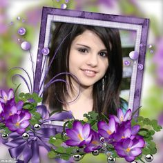 Great Flowers Frame