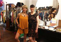 Jumjpsuit by Rita Row, dress by Nerea Lurgain #ritarow #nerealurgain #santiagodecompostela #dress #jumpsuit #barcelona #donostia #fashion
