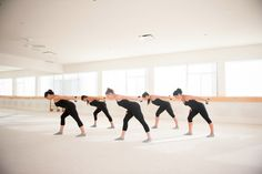 Where to take barre #exercise classes in vancouver