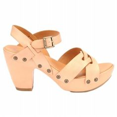 Women's KORK-EASE Deborah Natural Leather Shoes.com