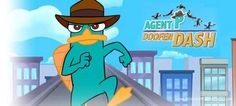 Free Download Agent P Doofen Dash 1.0.9 Mod APK + DATA (Unlimited Money) android modded game for your android mobile phone and tablet from Android Mobile Zone.
