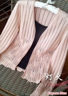 Knitting Paterns, Lace Knitting, Knitting Designs, Knitting Stitches, Knit Patterns, Knit Crochet, Creative Knitting, Summer Knitting, Mohair Sweater