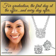 Classic #style at its best! #GraduationGift #AnniversaryGift #Diamonds
