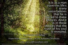 Inspirational Quotes: Wisdom of Ashael