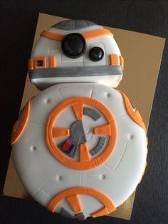 BB8 cake                                                       …                                                                                                                                                                                 More