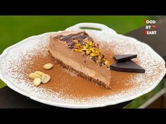 CHEESECAKE ČOKO 80% Low Carb Dezert - YouTube Low Carb Diet, Lowes, Tiramisu, Diet Recipes, Cheesecake, Pudding, Keto, Ethnic Recipes, Food