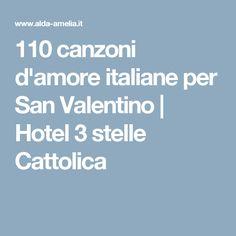 110 canzoni d'amore italiane per San Valentino | Hotel 3 stelle Cattolica Wedding Reception Music, San Valentino, Hotel, 3