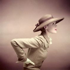 """Coffin is known as one of Vogue's """"lost"""" photographers in the 1940s' and 50s'."""