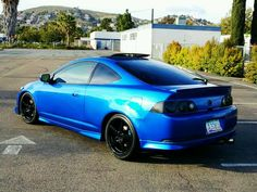 2005 Acura Rsx Type-S In SPRING VALLEY Long Beach Palm Springs ...