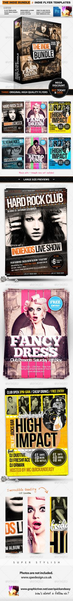 indie night flyer graphicriver indie night flyer poster templates this flyer template is the. Black Bedroom Furniture Sets. Home Design Ideas