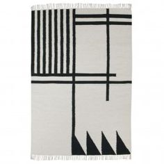 KELIM BLACK Carpet