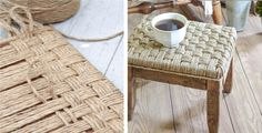 So you're out poking around in an antique shop, a flea market, an evening auction, or a thrift store, and you come across the perfect stool. There's just one problem - the fibers need to be re-strung. Normally, you'd just pass it by and wish that it were in better condition, or briefly wonder if…