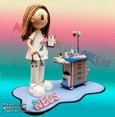 Fofucha enfermera!