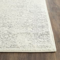 House Of Hampton Crowe Hand Knotted Beige Area Rug