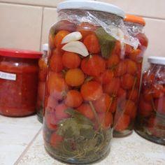 köszönhető Preserves, Pickles, Paleo, Mexican, Stuffed Peppers, Vegetables, Ethnic Recipes, Food, Preserve
