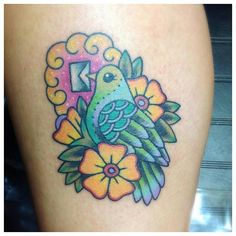 Art Alive Tattoo Studio | KELLY MCGRATH