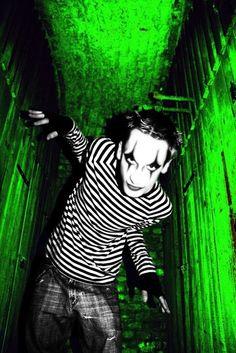 spiralguy: acid clown