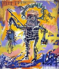 Untitled (Fisherman) - Basquiat, Jean-Michel (American, 1960 - Fine Art Reproductions, Oil Painting Reproductions - Art for Sale at Galerie Dada Keith Haring, Andy Warhol, Jean Michel Basquiat Art, Basquiat Paintings, Art Paintings, Spray Paint On Canvas, Kunst Poster, Rare Images, Poster Prints